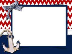 Nautical Photo Booth, Nautical Banner, Nautical Theme, School Frame, Borders And Frames, Sea Theme, Ocean Themes, Baby Art, Galveston