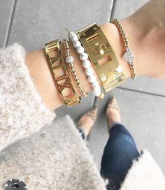 from where I stand | bracelets on bracelets