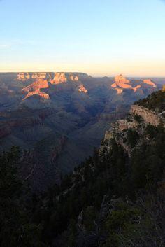 Самый живописный национальный парк Гранд Каньон - http://bigcities.org/blog/?p=63