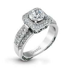 Engagement Ring Style NR453