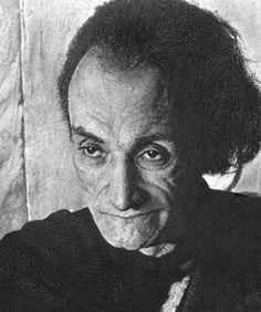 Characters Artaud