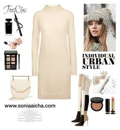 Urban Style by soniaaicha on Polyvore featuring polyvore, fashion, style, Line, M2Malletier, CC, Bobbi Brown Cosmetics, Gucci, Narciso Rodriguez and clothing