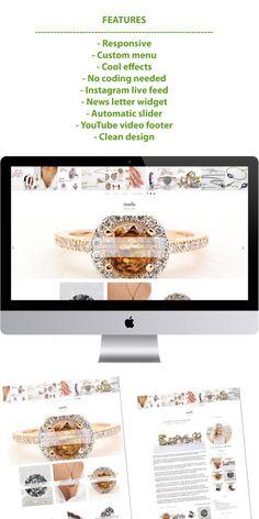 Alis Minimal Blogger Template Responsive Design Custom Blogger Design Responsive Blogger template Blogger theme premade