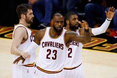 Cavaliers de Cleveland barrió a Warriors de Golden State #Baloncesto #Deportes