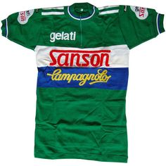 400cf0888 gelati Sanson Campagnolo Wool Jersey by cycling-jersey-collection