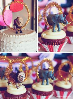 Circus Valentine's Day Party | Three Little Monkeys StudioThree Little Monkeys Studio