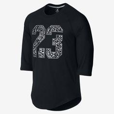 Jordan Raglan Three-Quarter Men's Shirt