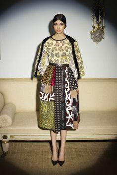 Sfilata Duro Olowu Londra - Collezioni Autunno Inverno 2014-15 - Vogue