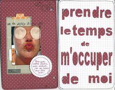 Prendre le temps de m'occuper de moi  More on my blog : http://lesreasdemma.blogspot.fr/
