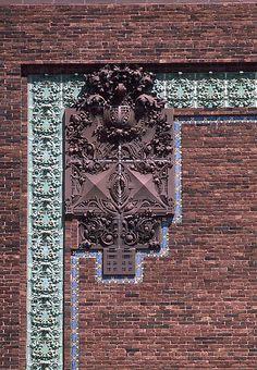 Owatonna Bank, Owatonna, MN - Louis Sullivan, Architect