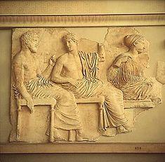 Phidias, frise du Parthénon