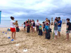 Les Olymplages de Cabourg sur la plage chaque lundi après-midi avec le Club Cabourg !