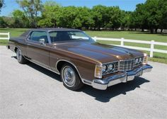 1973 Car Advertisements   1973 Ford LTD for Sale in Orlando, Florida Classified   AmericanListed ...