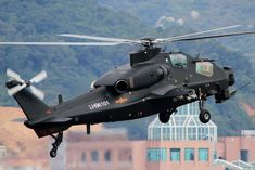 Chinese attack helicopter CAIC Z-10