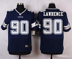 90 Stitched Dallas Cowboys Elite Alternate Mens White Football Jersey  DeMarcus Lawrence 44e3b5d07
