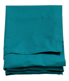 Cotton Tablecloth | Teal | Home | H&M US