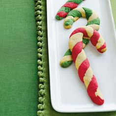 Cookies Pretty The Best Cheesecake Candy Cane Twists - to go with The Legend of the Candy Cane Christmas Dishes, Christmas Cooking, Christmas Goodies, Christmas Desserts, Christmas Recipes, Holiday Recipes, Holiday Cookies, Holiday Treats, Christmas Treats
