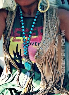 gypsy soul style clothes I want this entire outfit! Hippie Style, Gypsy Style, Style Me, Boho Hippie, Boho Style, Gypsy Cowgirl Style, Boho Gypsy, Festival Looks, Boho Fashion