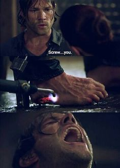Oh Sammy, my poor Sammy. Don't worry, big brother is coming to save you.