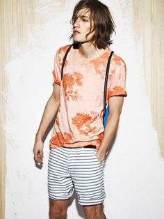 Pull & Bear Mens Lookbook Summer 2013- The Desire for Summer & Beach ~ Men Chic- Mens Fashion and Lifestyle Online Magazine