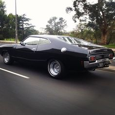 "automotivated:  ""Last of the V8 Interceptors"". 