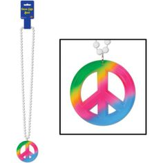 Beistle 57282 1-Pack Beads with Tie-Dyed Peace Sign Medallion, 36-Inch CoolGlow,http://www.amazon.com/dp/B005CP022Y/ref=cm_sw_r_pi_dp_v6X0sb1ZT6ZQZXY4