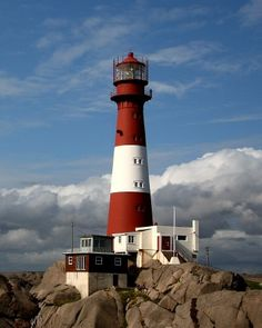Lighthouses of Norway: Eigersund Area (Southern Rogaland)