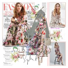 """""""Fashion Canada March 2016 Olivia Palermo"""" by merrygorounds ❤ liked on Polyvore…"""