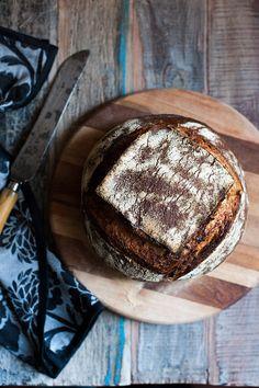 Homemade sourdough bread by sarka b, via Flickr