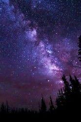 Nalezený obrázek pro Beautiful pink Starry Night