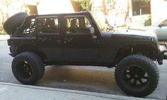 Sick Jeep Wrangler!!