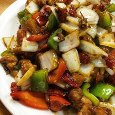 Best Kung Pao Chicken ever from Han's Restaurant. #kungpaochicken #delish #yum #sogood #spicygoodness #spicefix #chinesefood #chinatown #szechuanfood #thefeedfeed #foodpics #foodgram #foodstagram #food52 #f52grams #instagood #instafood #latergram