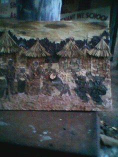 Obibini Arts & Crafts traditional African folk art