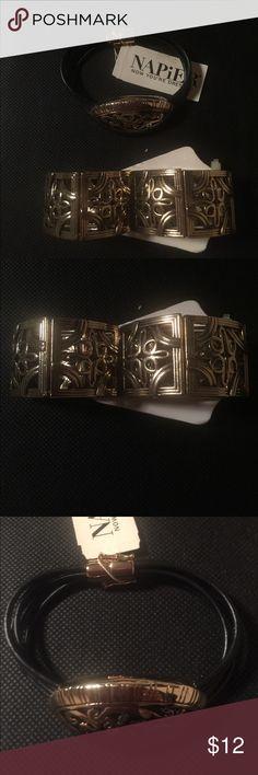 Bracelets Bracelets - Napier is 7 inches long / Villager bracelet is strech Liz Claiborne Jewelry Bracelets