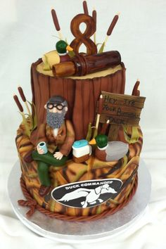 Duck Dynasty Party Ideas & Inspirations