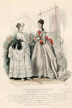 L'Illustrateur des Dames 1869