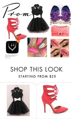 """""""Untitled #469"""" by malie-queen ❤ liked on Polyvore featuring tarte and Chanel"""