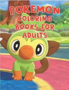 Pokemon Coloring Books For Adults: Amazing Coloring Book.Fun Coloring Pages Featuring Your Favorite Pokemon and Battle Scenes (Unofficial) Pokemon Moon, Pokemon 20, Pokemon Memes, Pokemon Fan Art, Pokemon Cards, Amazon Coloring Books, Coloring Pages, Pokemon Coloring, Best Books To Read