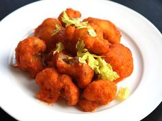 "Crispy Buffalo Fried Cauliflower (Vegan) | Serious Eats: Recipes - Mobile Beta!"" Worth trying!"