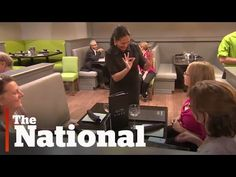 Canadian Restaurant Hires All Deaf Waitstaff, Makes Customers Order In Sign Language (Video) Toronto Cafe, Toronto Canada, Overcoming Obstacles, Unique Restaurants, Deaf Culture, American Sign Language, Bartender, Teaching, Signs