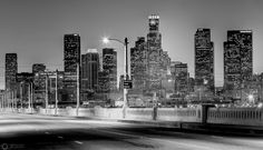 Where to shoot a downtown Los Angeles Cityscape in Urban Life & Travel Talk Downtown Los Angeles, Los Angeles Skyline, Building Tattoo, San Diego, Skyline Tattoo, La Tattoo, Museum Poster, Chicano Art, Chicano Tattoos