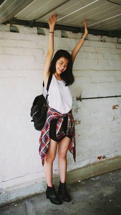 Kfashion - Moda - Ulzzang Girl