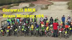 Cornwall BMX Racing Club, Winter Series Rd4, Feb 2017.