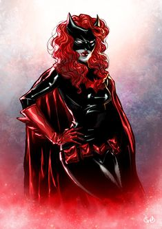 Batwoman by Igloinor.deviantart.com on @DeviantArt