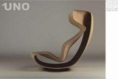 Uno Lounge Chair designed by Diego Gutierrez Hermosillo