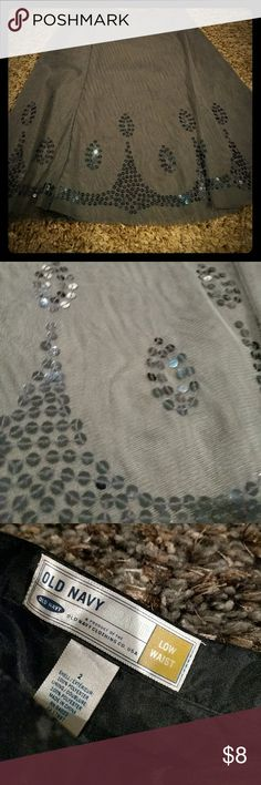 Sequined Skirt small Sequined Skirt small Old Navy Skirts A-Line or Full