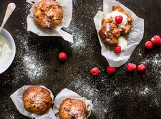 Gluten-free muffins can be dry and let's face it slightly tasteless, but not these ones - they are deliciously moist and so flavorful!
