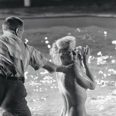 """Slideshow: Lawrence Schiller's """"Marilyn & Me"""" at Steven Kasher"""