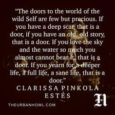 {Listen} Wild Woman Song Playlist For Everyday Magic Clarissa Pinkola Estes Spiritual Songs, Spiritual Wisdom, Spiritual Awakening, Poem Quotes, Words Quotes, Poems, Sayings, Value Quotes, Spiritual Warrior