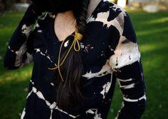 DIY Bleach tie dyed t-shirt / hoodie tutorial.